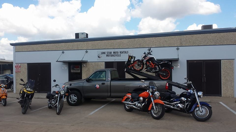 Lone Star Motos Motorcycle Selection