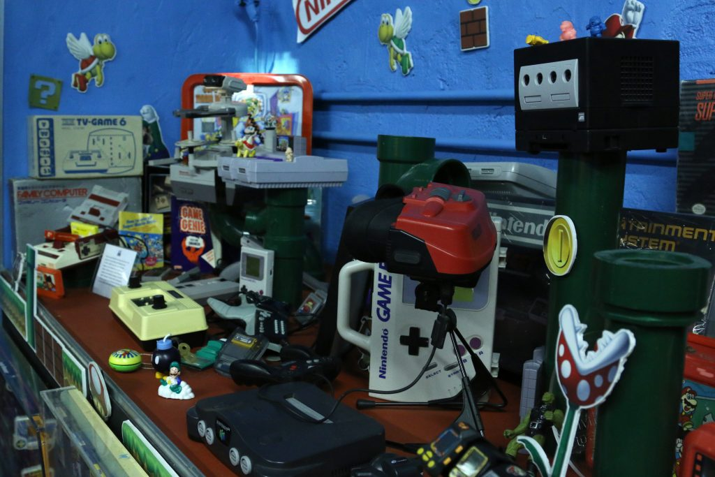 Evolution of Gaming Systems at Austin Toy Museum