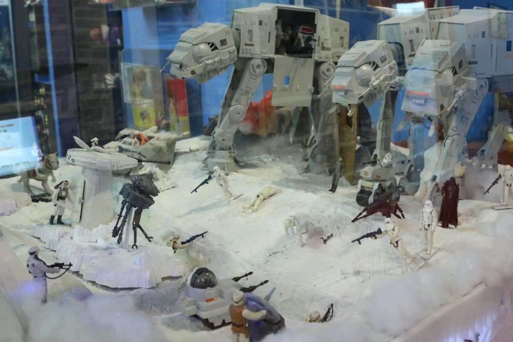 Austin Toy Museum Star Wars Collectibles