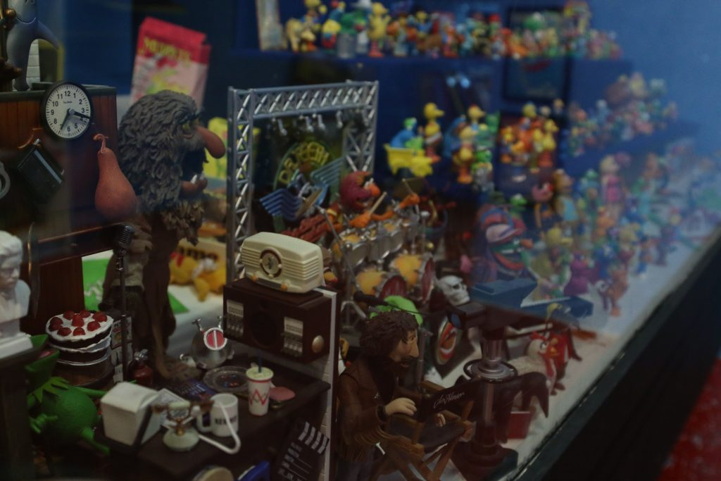 Muppet Collection at Austin Toy Museum