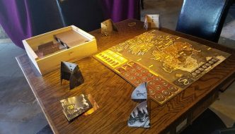 Vigilante Gaming Bar's Custom Touches Result in Tabletop Game Paradise