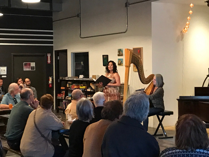 4th Tap Brewing Co-op Chamber Music Event