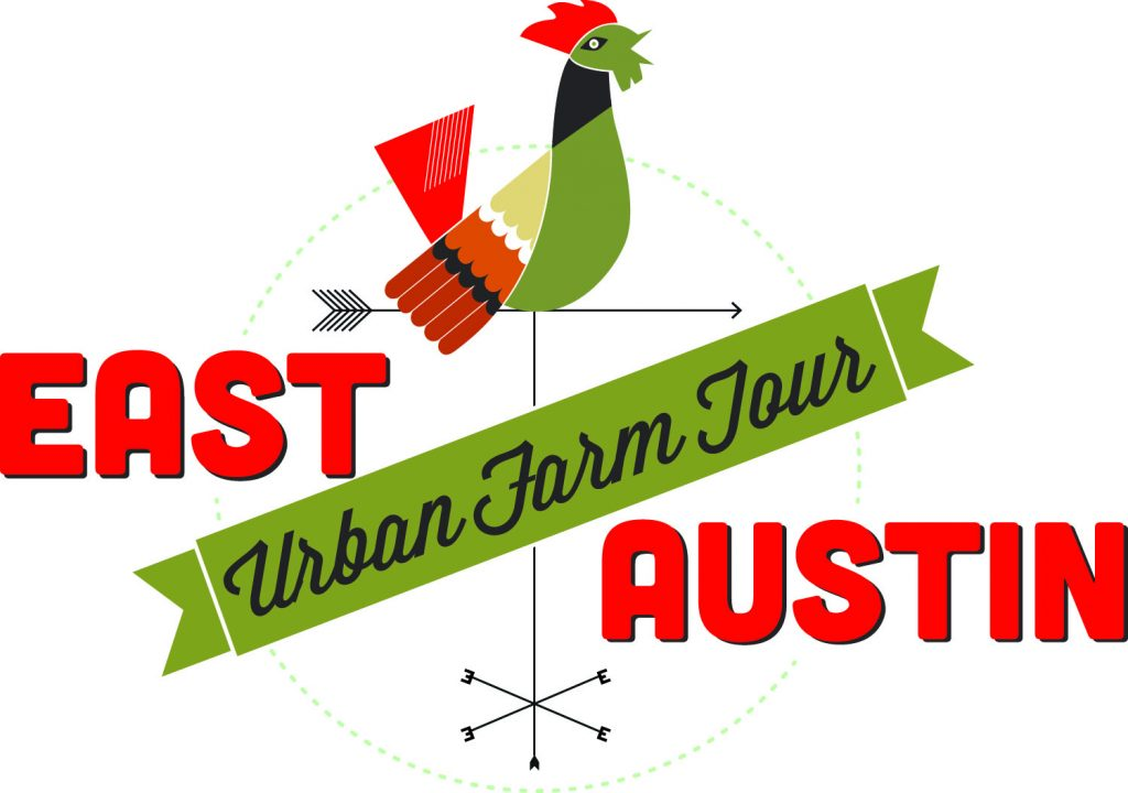 East Austin Urban Farm Tour logo
