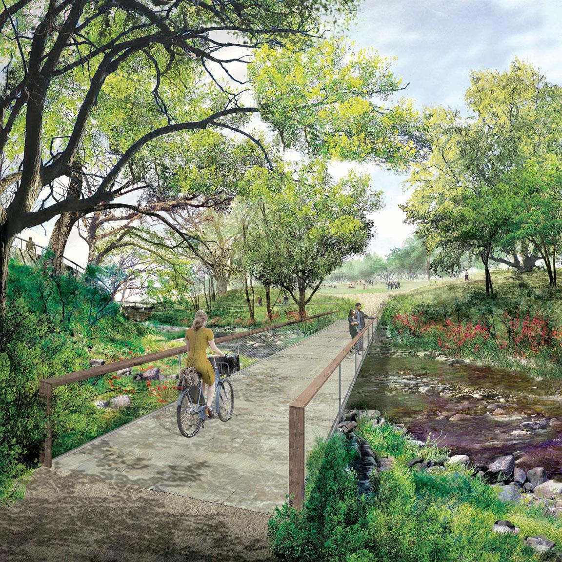 Palm Park Revitalization Austin