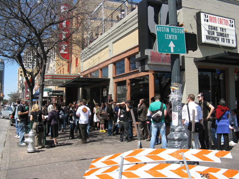 2008 First Year of SXSW Comedy