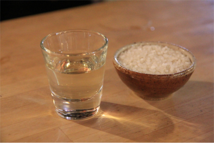 Texas Sake Company Rice