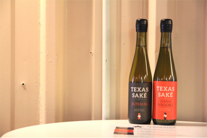 Texas Sake Company Types