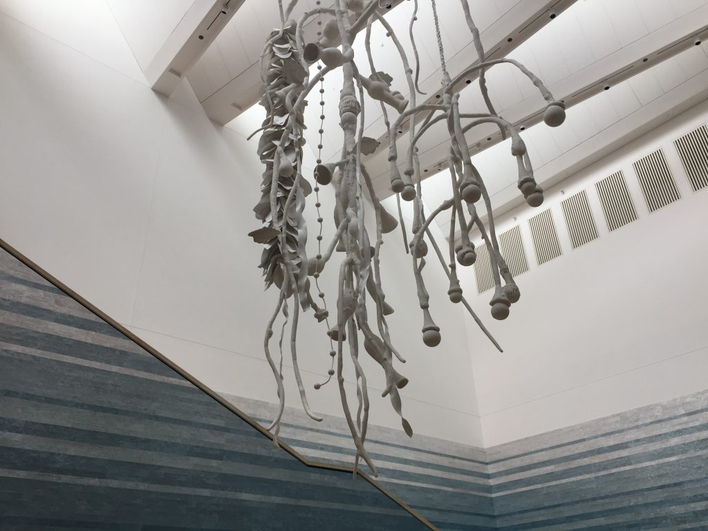 Thomas Glassman's Sysphoria at Blanton Museum of Art