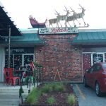 It's Always Christmas at Lala's Little Nugget in North Austin