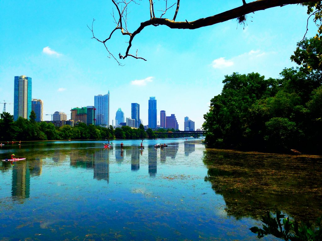 Lady Bird Lake Activities in Austin