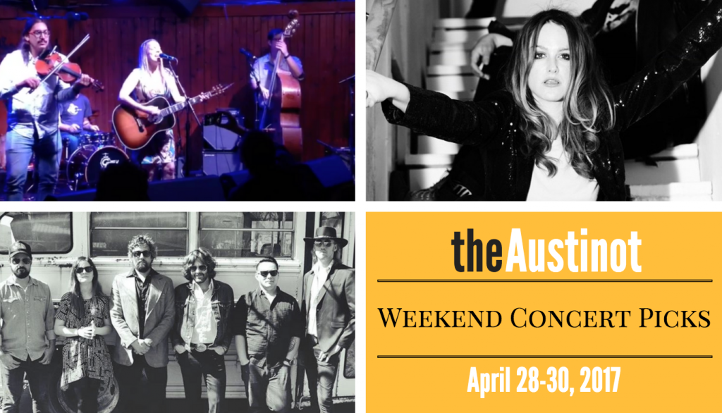 Austin Weekend Concert Picks April 28