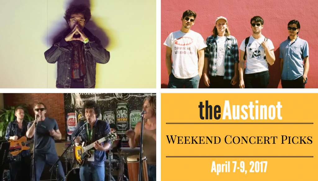 Austin Weekend Concert Picks April 7