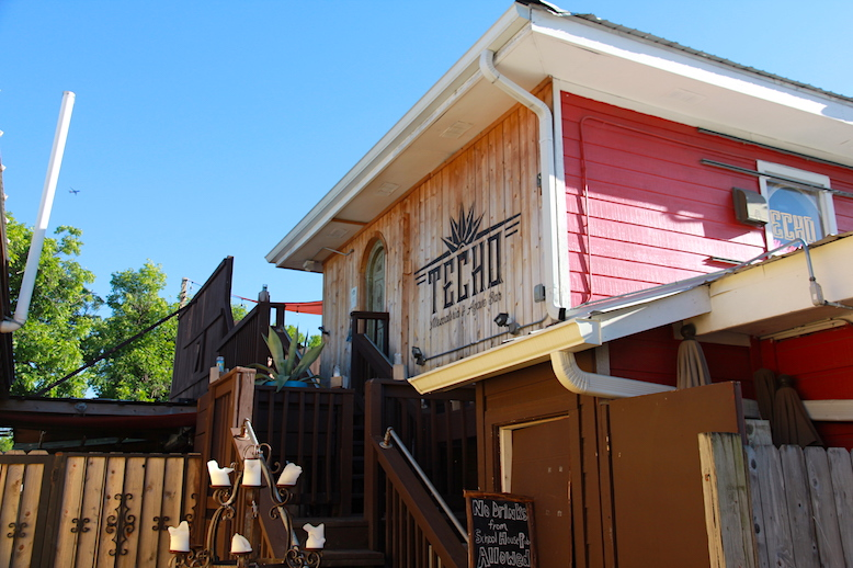 Techo Mezcaleria and Agave Bar in Austin