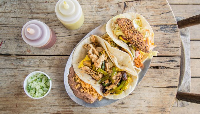 Finally, an Austin Taco Joint That Lets You Create Your Own Menu Item
