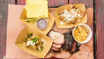 LeRoy and Lewis Barbecue Food Truck Reimagines Texas Traditions
