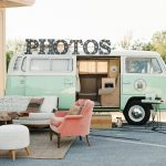 Vannagram Operates Photo Booth on Wheels Using Vintage VW Bus