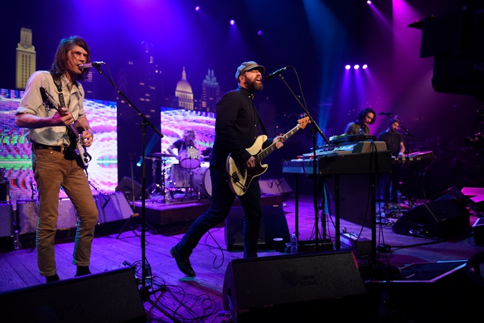 The Black Angels at ACL Live