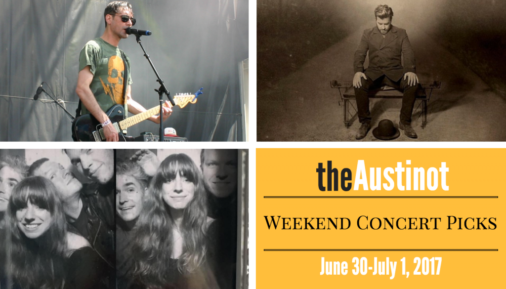 Austin Weekend Local Music June 30