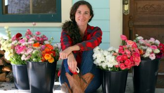Everything's Coming Up Roses for Woman-owned Business, Petals, Ink.