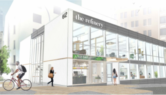 The Refinery: Austin's Downtown Co-working Studio for Creatives