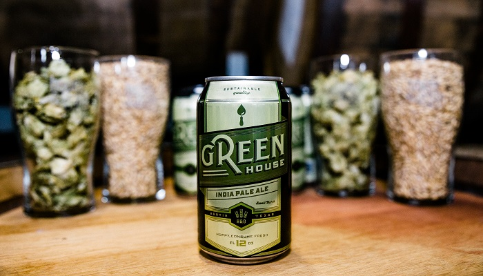 Hops & Grain Greenhouse IPA Beer