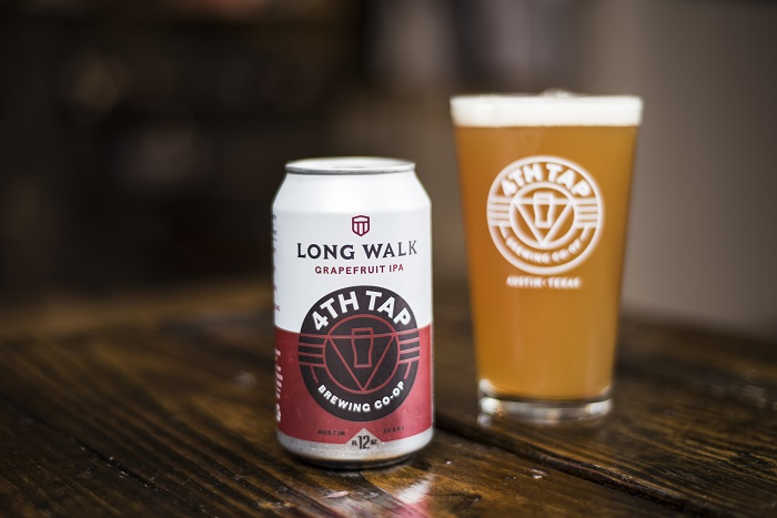 4th Tap Long Walk Grapefruit IPA