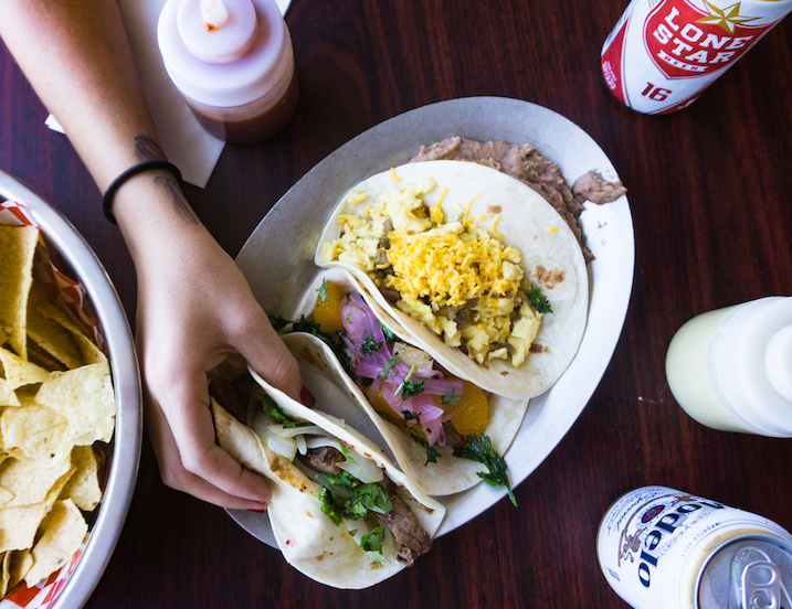 Tyson's Tacos BYOB in North Austin