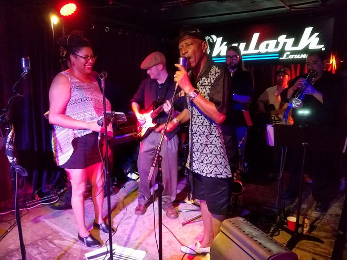 Soul Sundays at Skylark Lounge in Austin