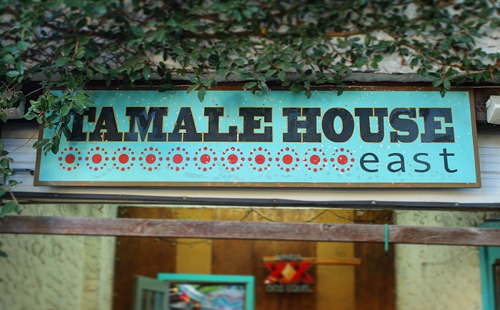 Tamele House East Sixth Street Austin