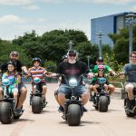 Your Biker Gang Turns Up Street Style With Guided Tours of Austin