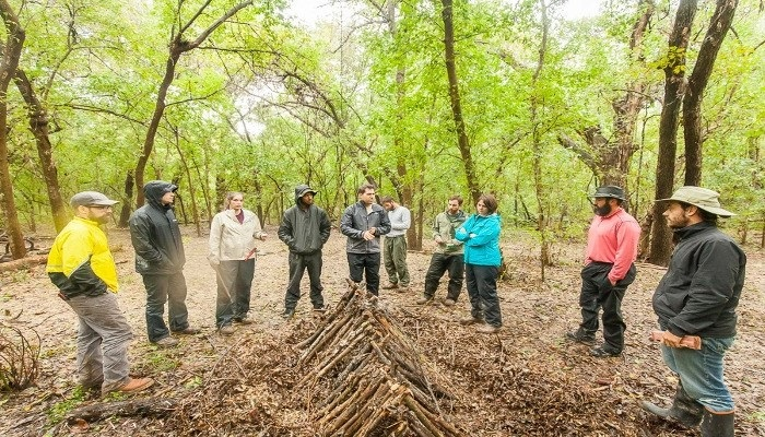 Survival Skills Class in Central Texas