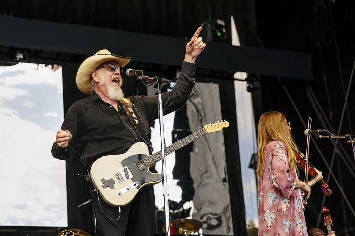 Asleep at the Wheel ACL Music Fest 2017