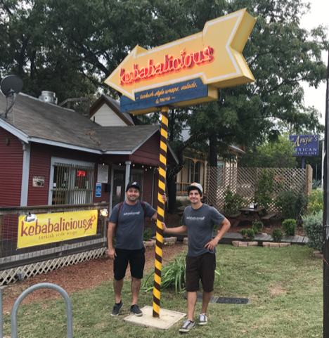 Kebabalicious Austin Founders