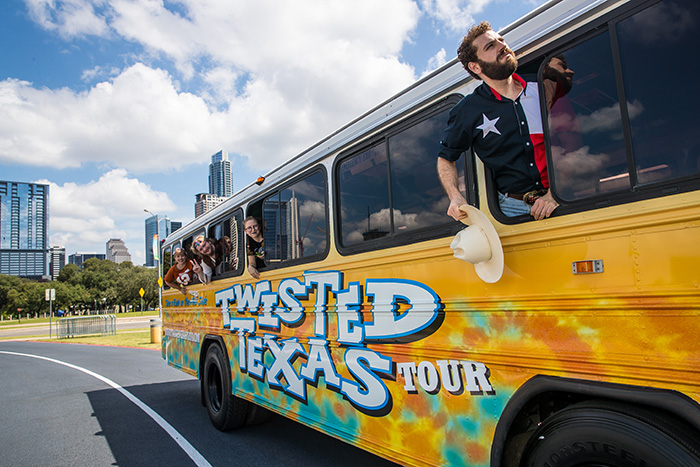 Twisted Texas Tours Austin