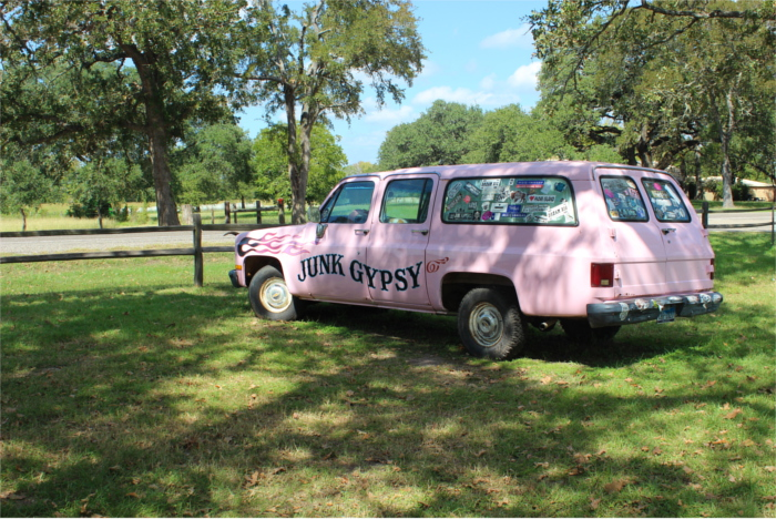 Junk Gypsy in Round Top