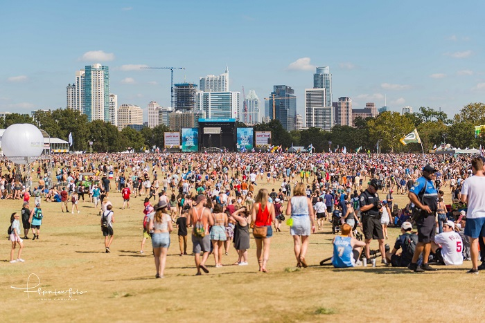 ACL Fest With Austin Skyline
