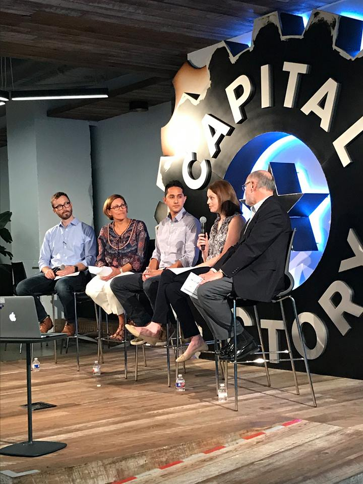 Austin Young Chamber Panel at Capital Factory
