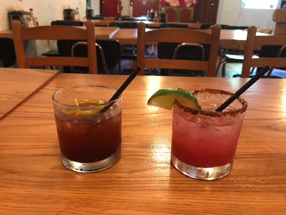 Cocktails at Tamale House East