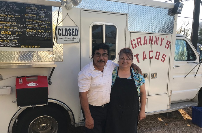 Granny's Tacos Owners in Austin