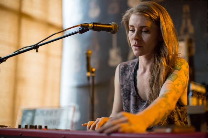 Sydney Wright Microsessions Live Performance