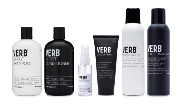 Verb Ghost Hair Products