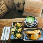 Wander Into Wild Chix & Waffles, Whimsical Cafe With Sweet and Savory Food