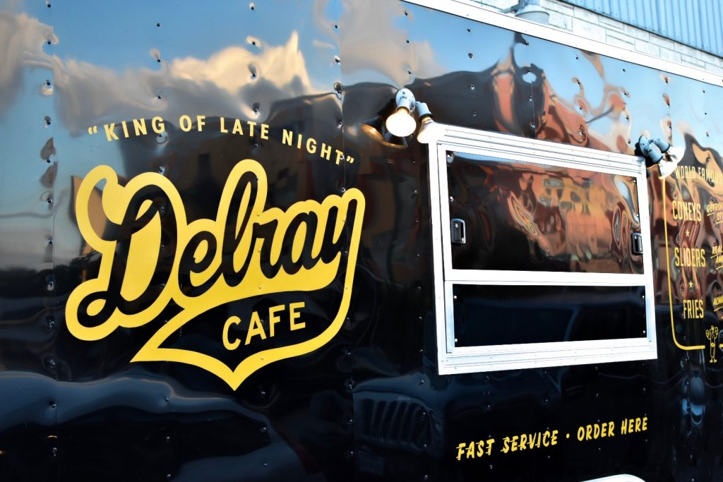 Delray Cafe Food Truck in Austin