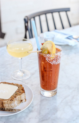 Best Bloody Mary in Austin, Maybe