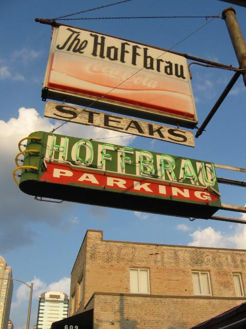The Original Hoffbrau on West Sixth Street