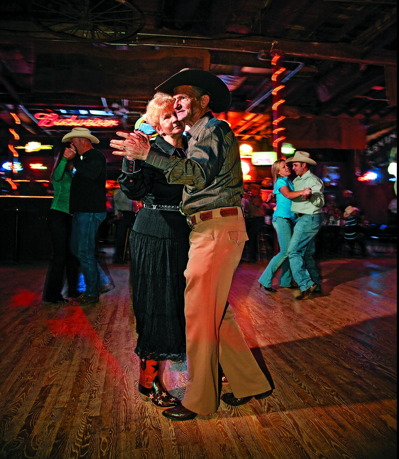 Two-step at The Old Coupland Inn and Dancehall