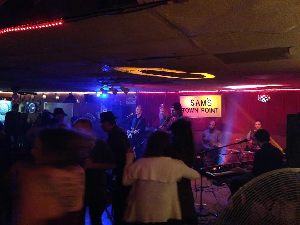 Sam's Town Point Dance Floor for Honky Tonk in Austin