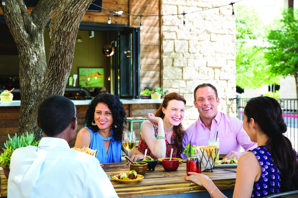 Hill Country Galleria Dining