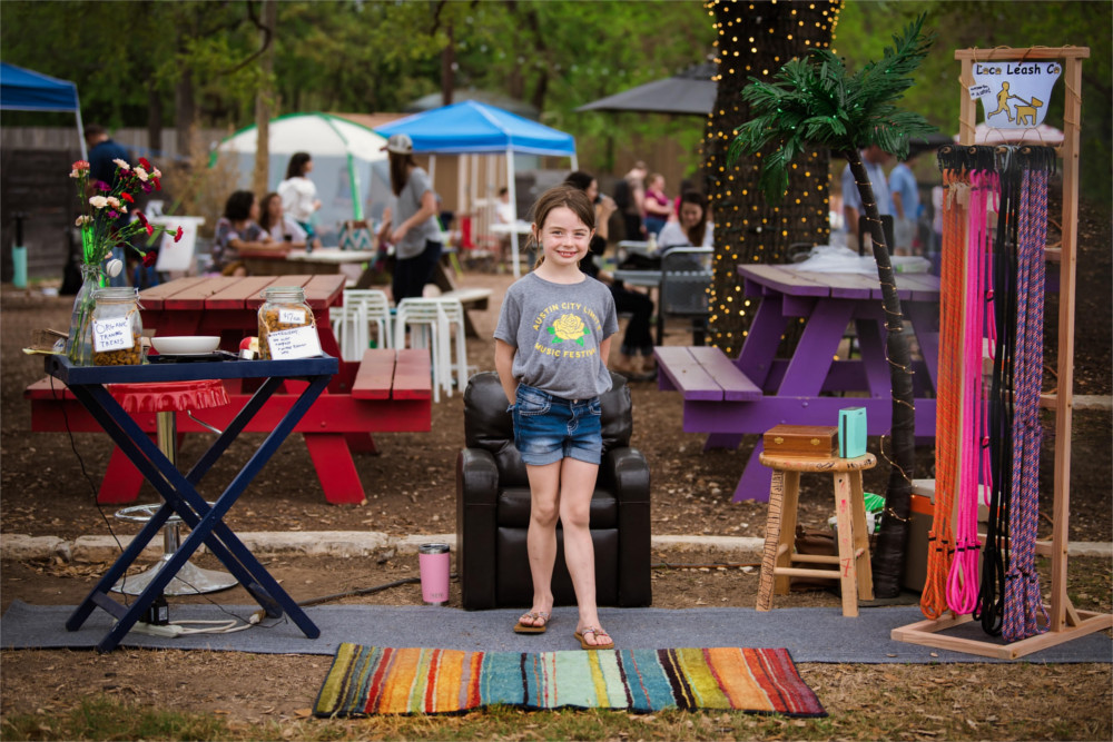 Start Up Kids Club Market in Austin