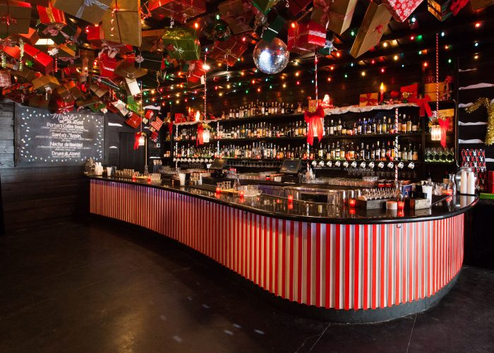 Spend Christmas Day At A Themed Bar Credit Alex Miller